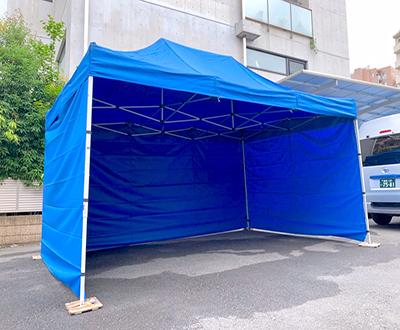 テント4.5m×3m画像