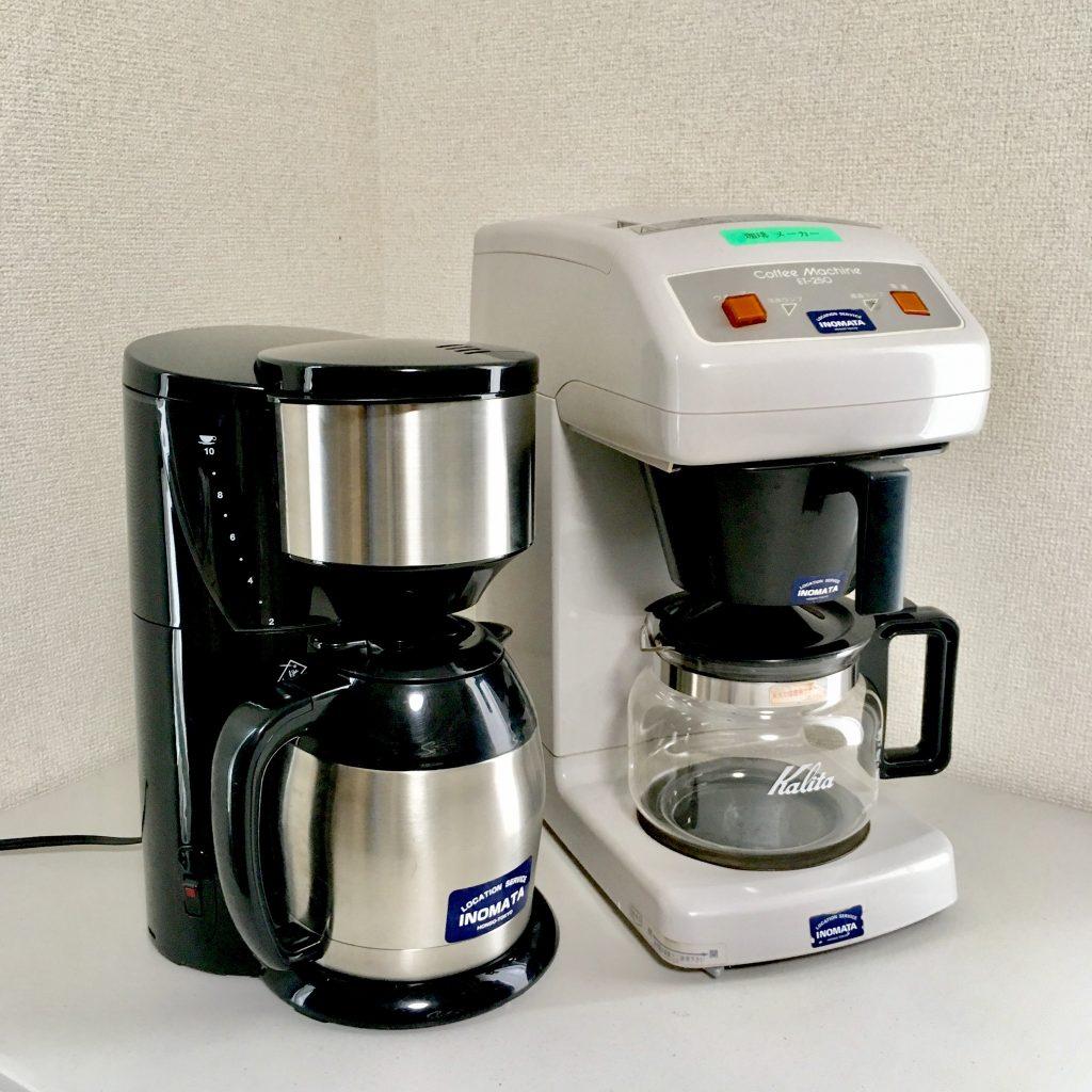 コーヒーメーカー画像